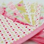 Shabby Chic Party Bunting -..