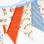 Boys Bunting - SCOOT - 9 fl..